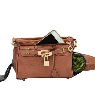 Bentley Treat Training Bag - Pecan
