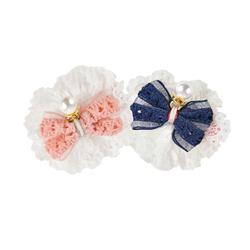 Brielle Hair Ribbon by Pinkaholic®