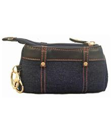 Lucas Poop Bag Pouch - Denim
