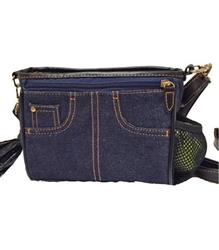 Oliver Treat Training Bag - Denim