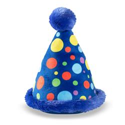 Party Hat Dog Toy
