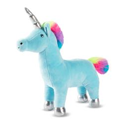 Over The Rainbow Unicorn Dog Toy