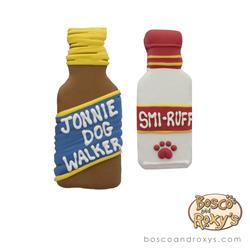 Woof It Down, Smi-Ruff & Jonnie Dow Walker, 10/Case, MSRP $5.99