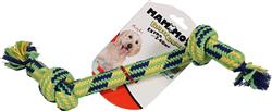 Mammoth Pet Products Extra Z-Core 3 Knot Tug (Assorted Colors)