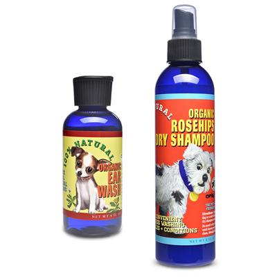Mix & Match Cases of Ear Wash & Dry Shampoo