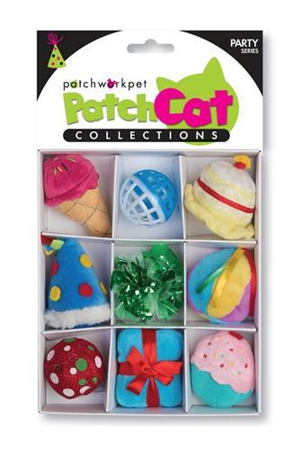 """PatchCat Party Box 7"""""""