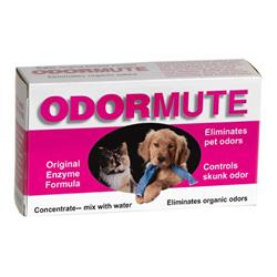 Odormute™ Powder: Eliminates any organic odor!