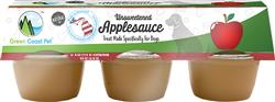 Unsweetened Applesauce for Dogs (6 Pack)
