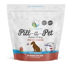Pill-a-Pet with Probiotics (60/bag)