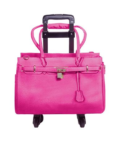 Madison Carrier With Pet-Trek® - Pink (Small)