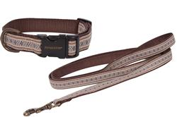 Pendleton Pet Westerly Collar & Leash