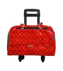 Coco Pet Carrier With Pet-Trek® - Red