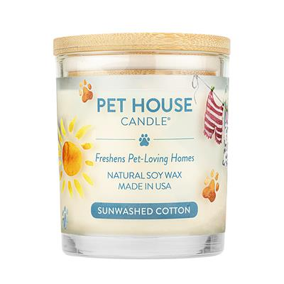 Pet House Candles, Best Sellers Display