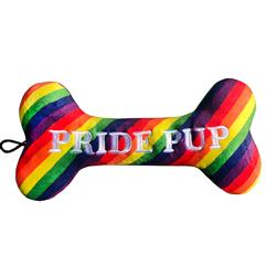 Lulubelles Power Plush - Pride Pup Bone