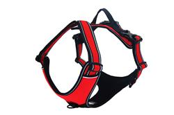 DOCO VERTEX HARNESS - 3M REFLECTIVE - FRONT RANGE HARNESS