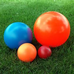 The Virtually Indestructible Ball*