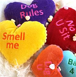 Valentine Sweet- Heart Messages Assortment Large