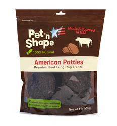 USA American Patties - 1lb Bag