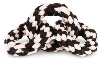 Tri-Ring Rope Toy