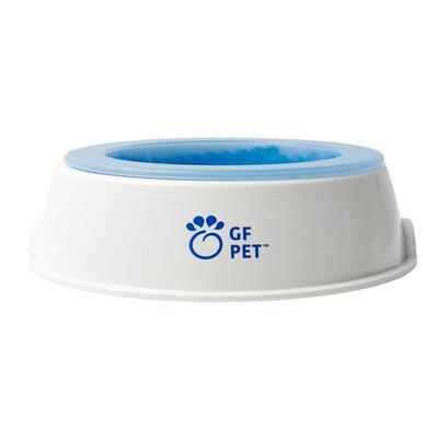 ICE Bowl White & Blue by GF Pet
