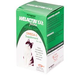 Welactin For Cats Softgel (60 Caps)