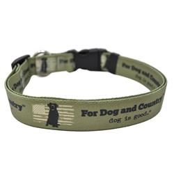 For Dog and Country-Green Collection by Dog is Good