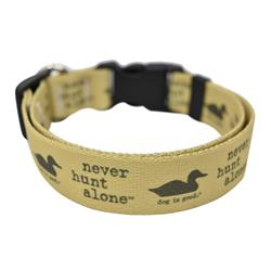 Never Hunt Alone - Brown Collection by Dog is Good