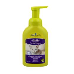 FURMINATOR DESHEDDING RINSE FREE FOAMING CAT SHAMPOO 8.5OZ