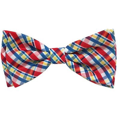 Huxley & Kent - Preppy Plaid Bow Tie