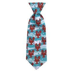 Lobster Roll Long Tie by Huxley & Kent