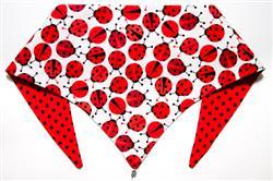 Red Doodlebug ArfScarf
