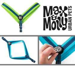 Max & Molly MATRIX Q HARNESS - MATRIX COLLECTION - NEOPRENE