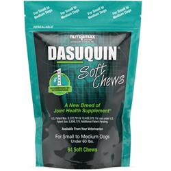 Dasuquin Soft Chews for Small to Medium Dogs (84 Chews)