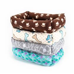 Bumper Beds - Printed Fleece Fabric