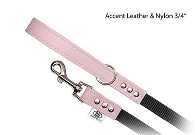 BB  Leash ~ BB Pink