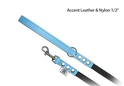 BB  Leash ~ BB Blue