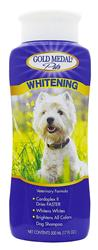Gold Medal Pets Whitening Shampoo(w/cardoplex) 17 oz for Dogs