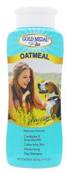 Gold Medal Pets Oatmeal Soothing Shampoo (w/ cardoplex) 17 oz.