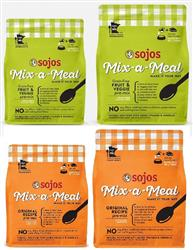 Sojo's Mix-a-Meal Grain Free Recipe