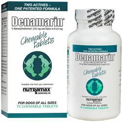 Denamarin 225 mg for Dogs (75 Tabs)