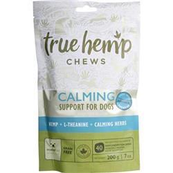 True Hemp Dog Chew Calm 7 oz.