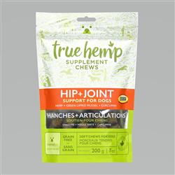 True Hemp Dog Chew Hip and Joint 21 oz.
