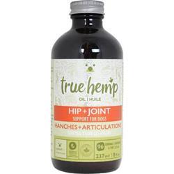 True Hemp Dog Oil Hip and Joint 8 oz.