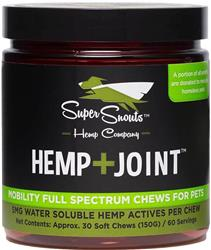 Super Snout Hemp Dog Full Spectrum PCR Chew Joint 30Ct