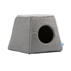 Studio 2-in-1 House & Cuddler with Everfresh Odor Control by Messy Mutts