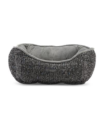 NANDOG MICRO PLUSH REVERSIBLE KNIT GRAY  - 25 X 21IN
