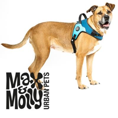 Max & Molly Matrix Power Harness-Neoprene