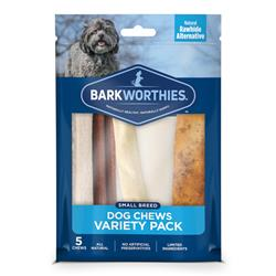 Small Variety Pack by Barkworthies