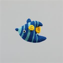 COTTON CROCHET FISH