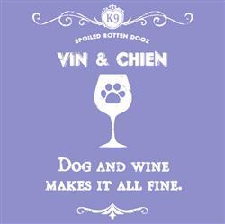 Vin & Chien - V Neck T-shirt